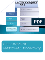 lifelines of national economy