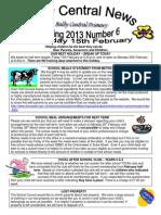 Newslet Spring 6 2013