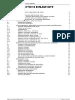 TP1 C12 Notions d'élasticité