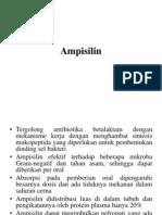 Ampisilin