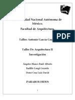 Paraboloid Es