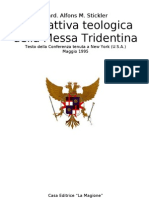 Attrattiva Teologica Messa Tridentina