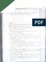 Cours de Test d'Hypothése (Prise de Notes)