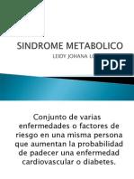 SINDROME METABOLICO
