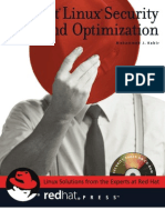 RedHat Linux Security & Optimization