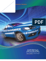 Altera Driving Innovative Automotive Solutions