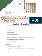 Modelo Atómico (1)