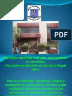 Por Mi Institucion PAZ Las Que Sea2
