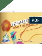 capa de atividades pedagógicas