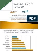 Infecciones y Epilepsia - Noviembre 2008