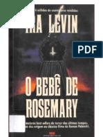 Ira Levin - O Bebê de Rosemary (doc)(rev)