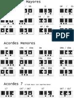 Acordes Para Piano