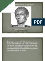 Unidad 12 Dioclesiano - Aníbal Oquendo Vera