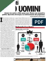 Se Questi Sono Uomini. Dossier Sulla Vita Nelle Carceri Italiane - L'Espresso N.8 28.02.2013
