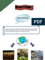 ELP Brainstorm
