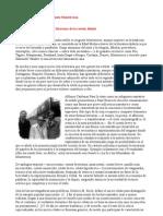 Los Pasos Diminutos de Augusto Monterroso
