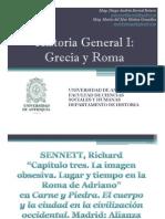 Unidad 11 Capítulos 3 y 4 Carne y Piedra by Richard Sennett