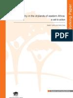 Agroforestry in Drylands (Eastern-Africa)