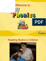Jolly Phonics Powerpoint Presentation
