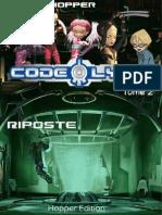 Projet Hopper - Code Lyoko Tome 2 - Riposte [PREVIEW]