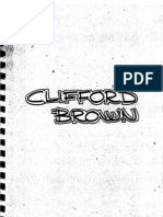 [Book] Clifford Brown