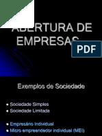 Abertura de Empresa Ltda