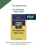 José Cardoso Pires - De Profundis (doc)(rev).doc