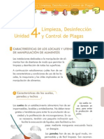 04 Limpieza, Desinfección y control plagas