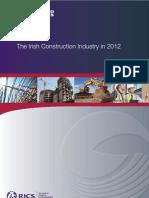 SCSI Irish Construction 2012
