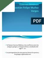 Unidad 3 Guerras Medicas - Sebastián Felipe Muñoz Vargas