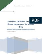 Cervello Toni Proyecto on OFF Progresivo