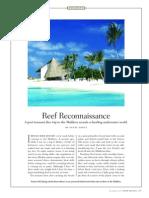 Reef Reconnaissance - Diving Maldives