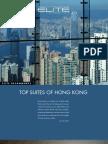 Top Suites of Hong Kong - Elite Traveler