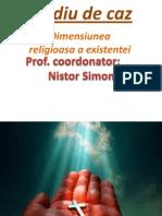 dimensiunea religioasa