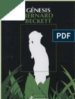 beckett, bernard - génesis