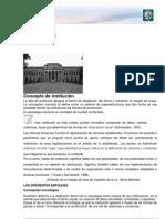 Lectura 17 - La Institución