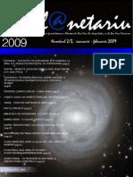 Revista Magazin Pl@netariu nr. 2-3 - ianuarie-februarie 2009