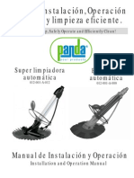 Barredoras Panda 012 001 a 009 o 012