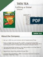 Tata Tea Brand
