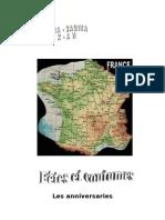 Sarbatori in Franta