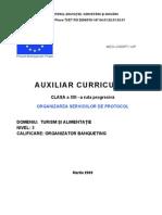 Organizarea  serviciilor de protocol.doc