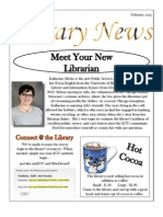 Library News February 2013