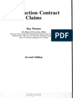 Construction Contract Claims