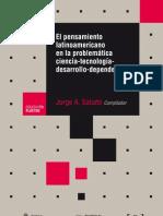 El Pensamiento Latinoamericano en La Problematica Ciencia Tecnologia Desarrollo Dependencia