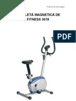 PLIANT Bicicleta Magnetica