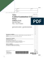 N25299 GCE Biology OLevel Paper1 Specimen 06