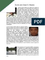 biografia de Julio Cesar Garcia Mazara.doc