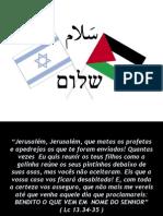 Israel e a QuestÃo Palestina-gaza