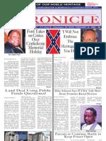 Chronicle Feb 18 09