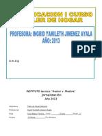 JORNALIZACION 2013 Hector v. Medina 21febrero